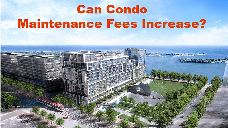 Why Condo Fees Go Up