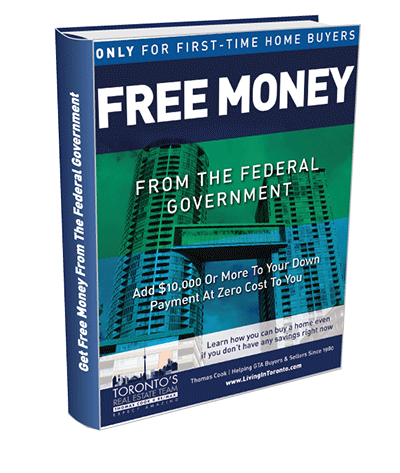 Get Free Money From The Federal Government - LivingInToronto.com