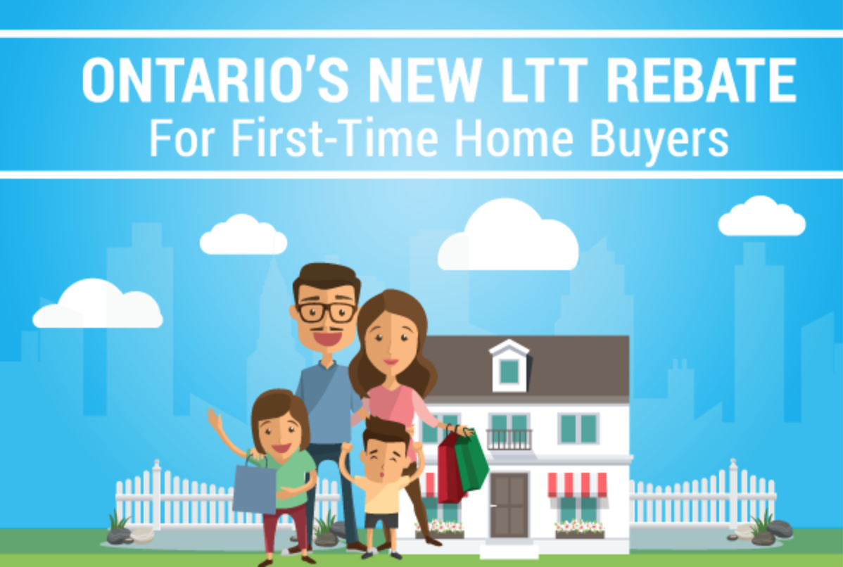 Ontario First Time Home Buyer Rebate Doubled