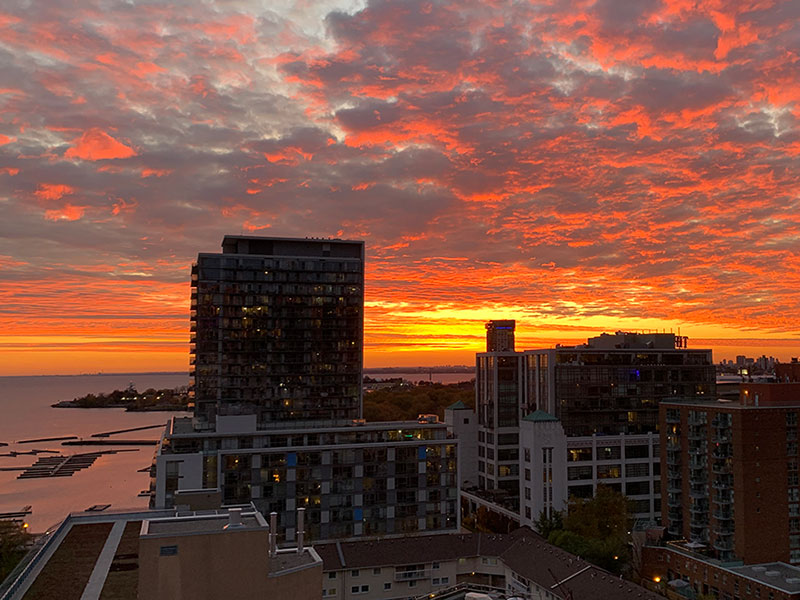 Record October sales and highest average sale prices… but downtown condo inventories up by 250%