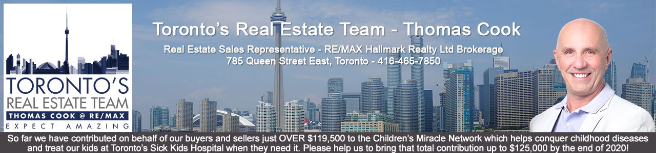Toronto's Real Estate Team - Thomas Cook - Living In Toronto