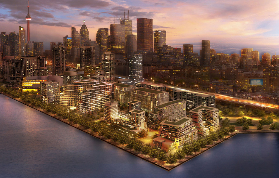Living In Toronto? Get Excited About Our Waterfront