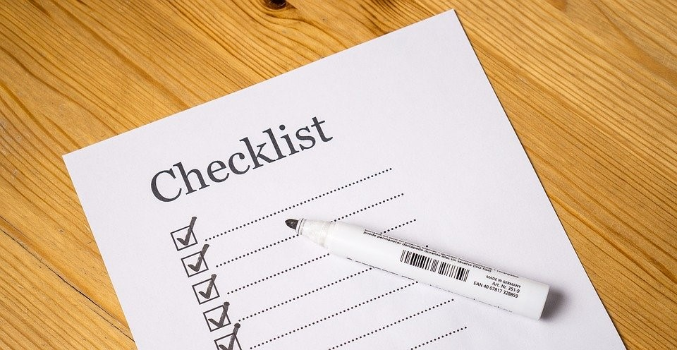 How The Closing Process Works - A Checklist Of The Critical Steps