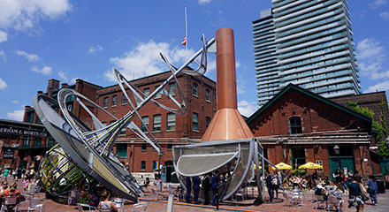 Distillery-Canary District