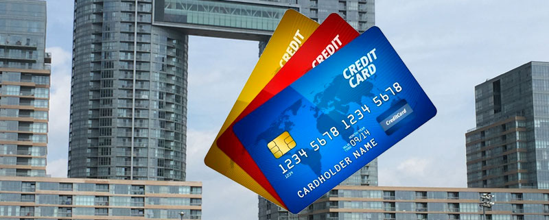 Get A Credit Card For Your Mortgage