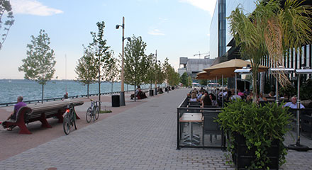 Harbourfront East
